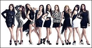 Dans les Girl's Generation, combien de membres sont partis ?