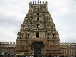 Qu'a-t-on découvert en Inde, en juillet 2011, dans un temple dédié à Vishnou ?