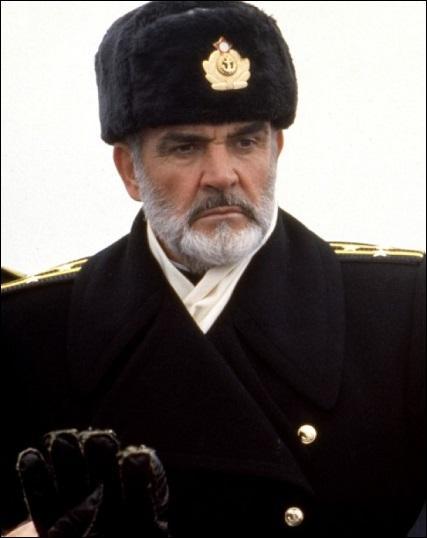 Sean Connery et Alec Baldwin sont réunis dans ce film de John McTiernan.