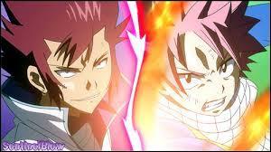 Qui a affronté Natsu lors du combat contre Oracion Seis ?
