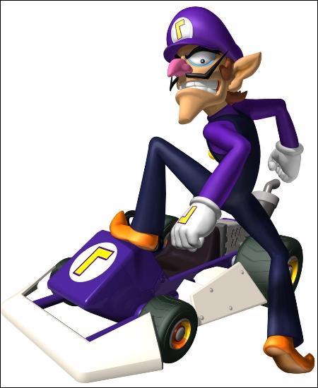 Si Wario est l'anti-héros de Mario, donnez-moi le nom du Luigi du côté obscur !