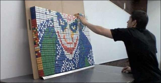Trouve le personnage du puzzle !