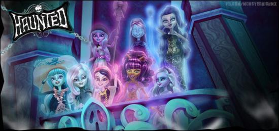 "Comment s'appelle le dernier film ""Monster High..."" ?"