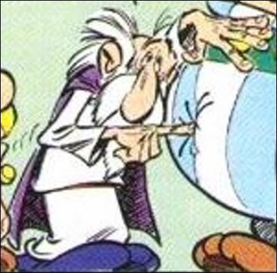 """Pronostix. """"Pour retrouver un corps sain, mangez un grain de raisin ! Un seul grain en plat de résistance ! """""""
