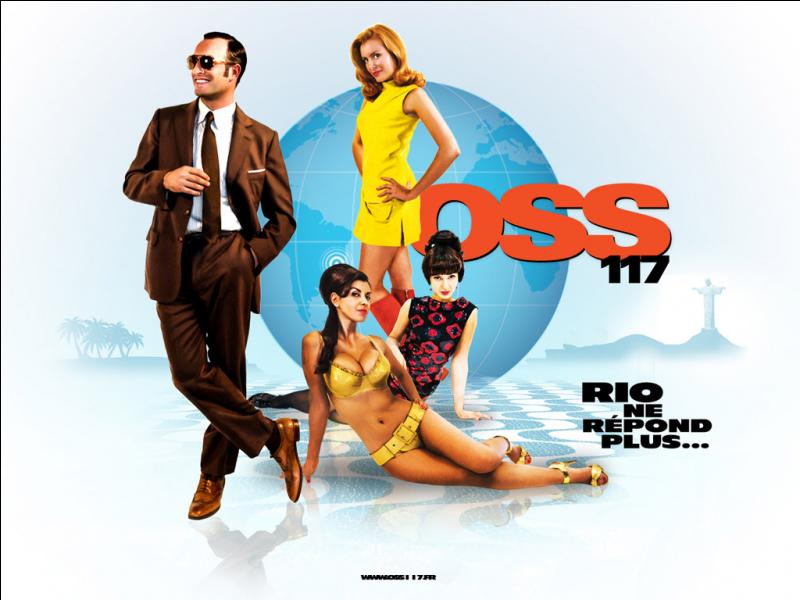 """""""OSS 117 : Rio ne répond plus"""" de Michel Hazanavicius est, par rapport à """"OSS 117 : Le Caire nid d'espions"""" du même Michel Hazanavicuis, un/une..."""