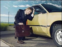 """""""Better Call Saul"""" est, par rapport à la série """"Breaking Bad"""" de Vince Gilligan, un/une..."""
