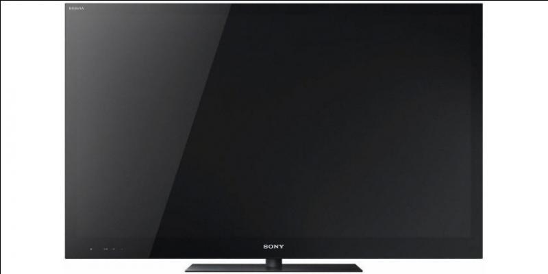 Quelle est la marque de cette télé ?