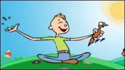 """Dans la comptine """"Alouette, gentille alouette"""", quelle partie du corps de l'alouette plume-t-on en premier ?"""