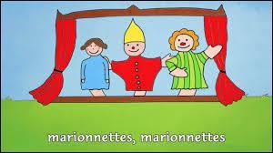 """Dans la chanson pour enfants """"Ainsi font, font, font"""", combien de tours font les marionnettes avant de s'en aller ?"""
