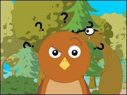 Quel animal du bois joli court, selon une chanson enfantine ?