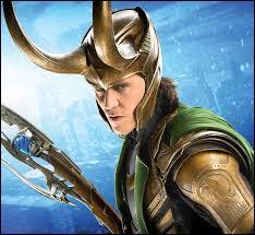 """Dans """"Avengers 1"""", comment s'appelle le méchant frère de Thor ?"""