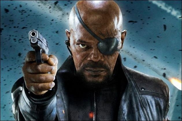 Quel est le nom du ''chef'' du S.H.I.E.L.D ?