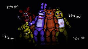 Les Personnages De Five Nights At Freddy's