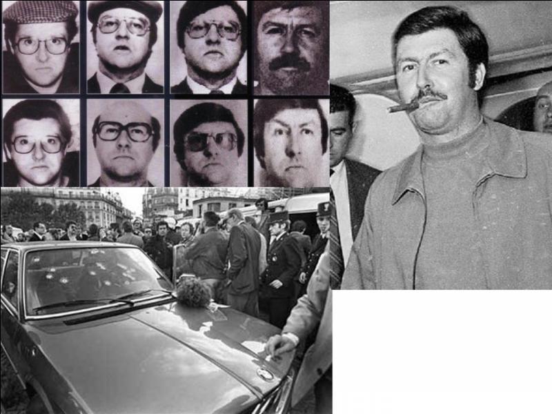 Quizz les voitures avec les artistes les hommes politiques les c l brit s n 2 - Prefecture de police porte de clignancourt ...