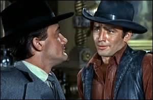 Quel titre porte cette série diffusée en 1966 sur la deuxième chaîne de l'ORTF, dont on ignore le nom du personnage principal qui régit un ranch dans le Wyoming ?