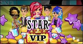 "Combien coûte le pack ""VIP star"" 1 an ?"