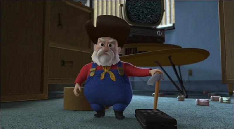 """Comment s'appelle ce personnage apparaissant dans """"Toy Story 2"""" ?"""