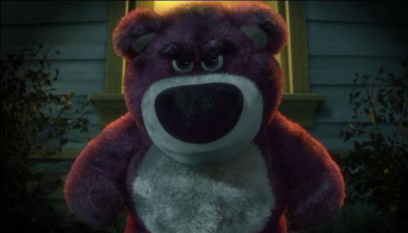 Voici (personnellement) le meilleur méchant Pixar ! Son nom est par ailleurs :