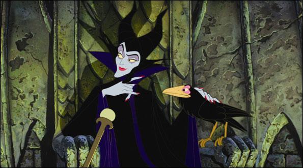 Comment s'appelle cette sombre dame ?