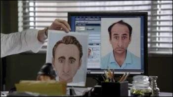 """Dans l'épisode 6 saison 5 """"Chair de poule"""", qu'arrivent-ils à Brennan et à Booth lorsqu'ils veulent visiter l'entreprise de poulet ?"""