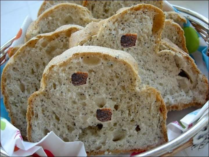 Ce pain très digeste peut associer sa saveur de noisette à celle de fruits.Quels sont ceux que nous y avons incorporés ?