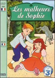 """Dans """"Les Malheurs de Sophie"""", comme se nomme le cousin de Sophie ?"""