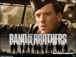 """Tirée de faits réels, la série """"Band of Brothers"""" se déroule lors ..."""