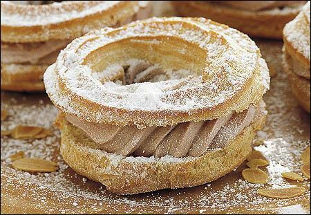 Ce gâteau vous donne le nom de cette classique historique, mais qui ne se court plus.