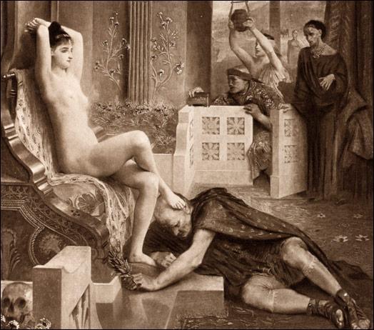 Qui est cette magicienne redoutable autant par ses pouvoirs que par sa beauté, dont, sur les conseils du dieu Hermès, Ulysse parviendra à déjouer la sorcellerie.