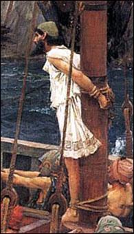 Celui qui écoute leurs chants est perdu. Désireux malgré tout d'entendre ces tentatrices, Ulysse se fait attacher au mât de son navire après avoir bouché à la cire les oreilles de ses compagnons ; qui sont ces créatures ?