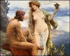 Quelle est la nymphe qui devint amoureuse d'Ulysse et lui promit l'immortalité s'il restait avec elle ?