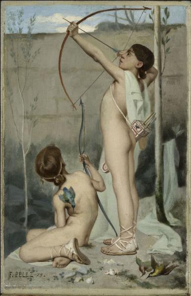Qui est ce fils d'Eurytos qui fit cadeau par amitié pour Ulysse, d'un arc qu'Apollon avait donné à son père ?