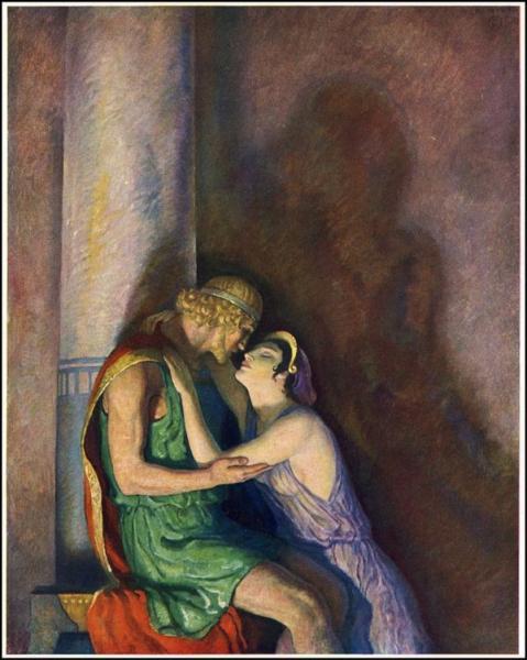 Cette princesse spartiate symbole de fidélité sera l'épouse d'Ulysse ; qui est-elle ?