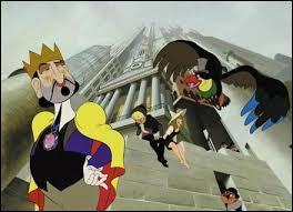 """En quelle année est sorti le film d'animation """"Le Roi et l'oiseau"""" ?"""