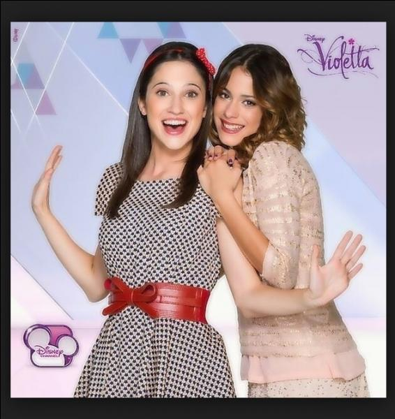 Que cache Francesca à Violetta dans la saison 3 ?