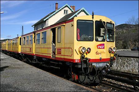 Hommage, le train ne sifflera plus, à présent il peut s'en aller !