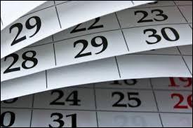 Combien y a-t-il de jours dans une année bissextile ?