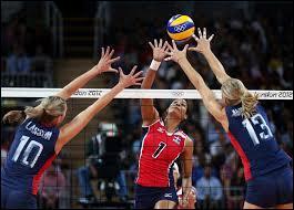 Combien y a-t-il de joueurs (sur le terrain) dans une équipe de volley-ball ?
