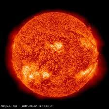 Combien de temps la lumière du soleil met-elle pour nous parvenir ?