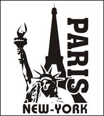 Combien de kilomètres (à vol d'oiseau) séparent Paris et New York ?