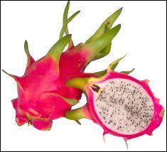 La pitaya est aussi surnommée :