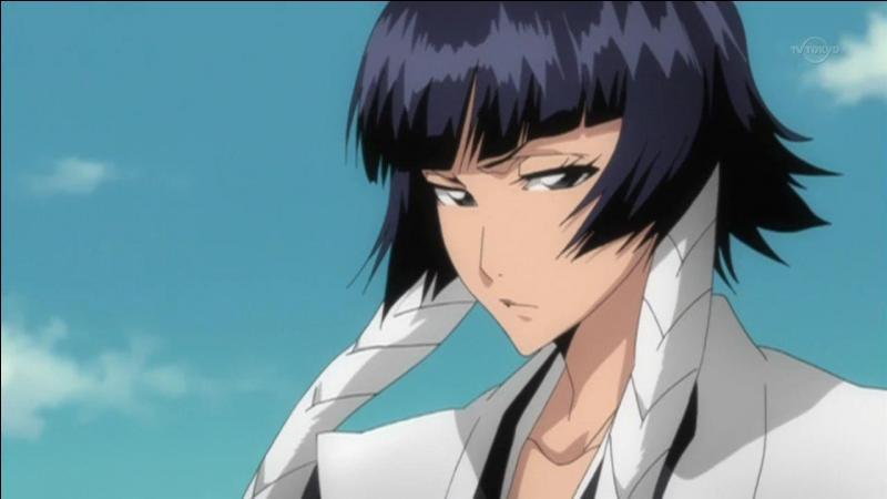 Je suis la capitaine de la Deuxième Division du Gotei.13 et chef des Services Secret. Je respecte énormément ma senpaï. Je suis :