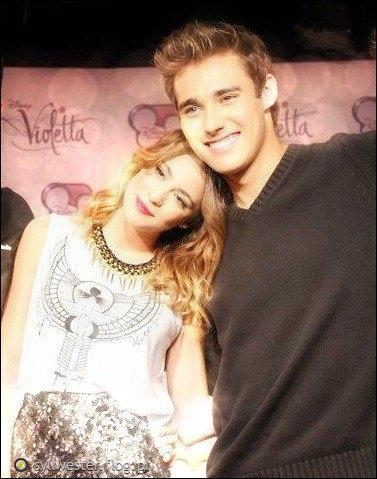 Quelle est la promesse que font Violetta et León ?