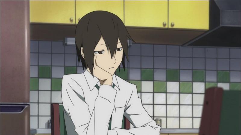 Je suis un acteur et frère cadet de Shizuo. Je suis :