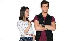 Quel est le nom de ce couple composé de Francesca et Diego ?