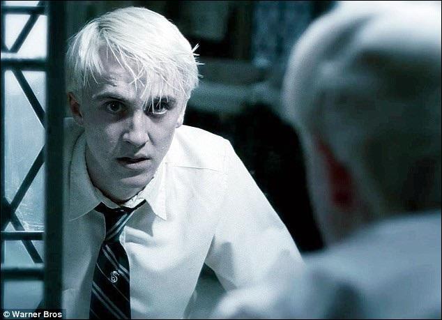 Qui a appris à Drago Malfoy l'occlumancie ?