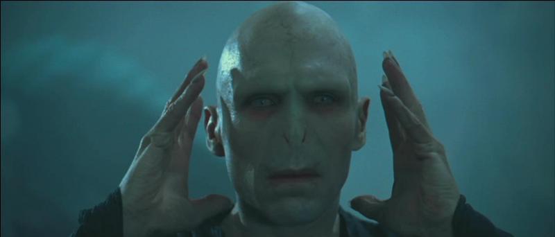 Qu'a fait Voldemort après avoir obtenu sa BUSE et tous ses ASPIC ?