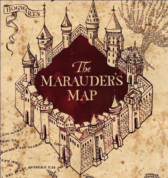 Qui possédait la Carte du Maraudeur après Remus Lupin, Peter Pettigrow et James Potter ?