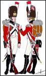Forts et robustes, ils ont un rôle décisif sur les champs de bataille et font partie d'une unité d'élite. Ce sont les :