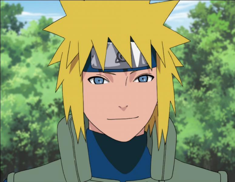 Je suis le Yondaime Hokage et père de Naruto. Je suis :